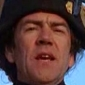 Captain Sir Edward Pellew played by Robert Lindsay