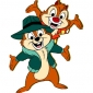 Chip & Dale played by James MacDonald