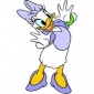 Daisy Duck played by Tress MacNeille