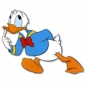 Donald Duck played by Tony Anselmo