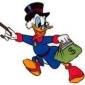 Scrooge McDuck House of Mouse