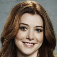 Lily Aldrin played by Alyson Hannigan