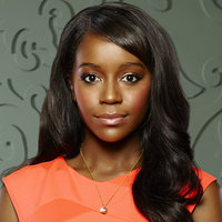 Michaela Pratt played by Aja Naomi King