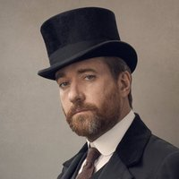 Henry Wilcox played by Matthew Macfadyen