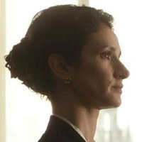 Natalie Thorpe played by Indira Varma