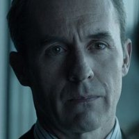 Rupert Keel played by Stephen Dillane