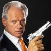 Lt. Rick Hunter played by Fred Dryer