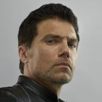 Black Bolt played by Anson Mount