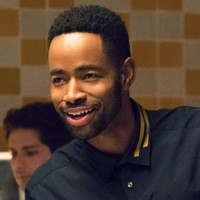 Lawrence played by Jay Ellis