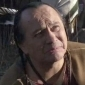 Older Running Foxplayed by Russell Means