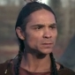 Running Fox played by Zahn McClarnon