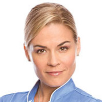 Cat Cora played by Cat Cora Image