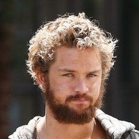 Daniel Rand played by Finn Jones