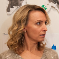 Em played by Lisa McCune
