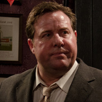Barry Tregear played by Shane Jacobson