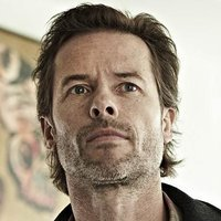 Jack Irish played by Guy Pearce