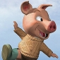 Piggley Winks played by Peadar Lamb