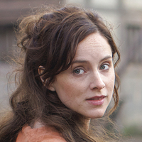 Alice played by Sophie Rundle