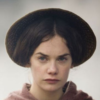 Jane Eyre played by Ruth Wilson