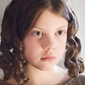 Young Jane Eyre played by Georgie Henley
