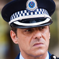 Chief Superintendent Jack Rizzoli