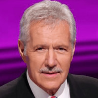 Alex Trebec - Host played by Alex Trebek