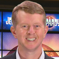 Ken Jennings - Interim Host played by Ken Jennings