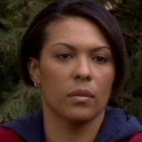 Darcy Hawkins played by April Parker-Jones