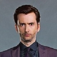 Kilgrave played by David Tennant