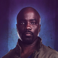 Luke Cage played by Mike Colter
