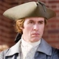 Thomas Jefferson played by Stephen Dillane