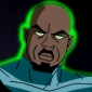 Green Lantern played by Phil LaMarr Image