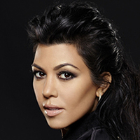 Kourtney Kardashian Keeping Up with