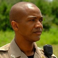 Deputy Nathan Purcell played by J. August Richards