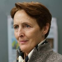 Carolyn Martens played by Fiona Shaw