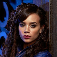 Dutch played by Hannah John-Kamen