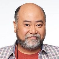 Appa played by Paul Sun-Hyung Lee