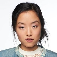 Janet played by Andrea Bang