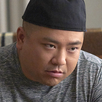Kimchee played by Andrew Phung
