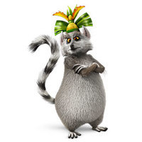 Uncle King Julien played by Henry Winkler