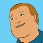 Bobby Hill played by Pamela Adlon