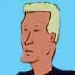 Boomhauer played by Mike Judge