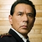 Gen. Linus Abner played by Wes Studi
