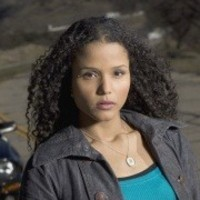 Carrie Ruvai played by Sydney Tamiia Poitier