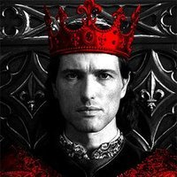 King Philip IV played by Ed Stoppard Image