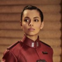 Lyta Zod played by Georgina Campbell Image