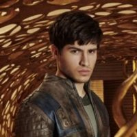 Seyg-El played by Cameron Cuffe