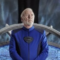Val-El played by Ian McElhinney
