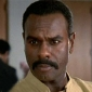 Det. August Brooks played by Steven Williams