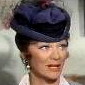 Emma Bristow played by Eve Arden